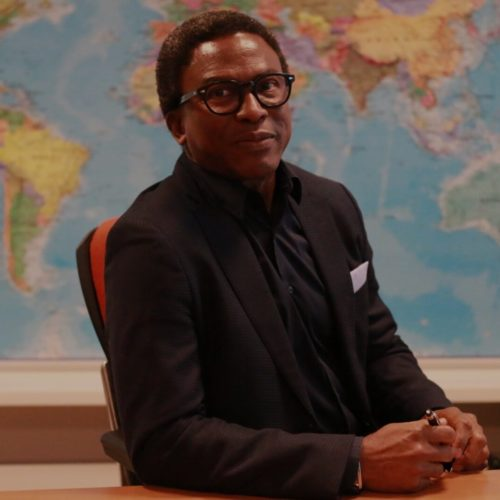 Dr. Patrick Chukwumah