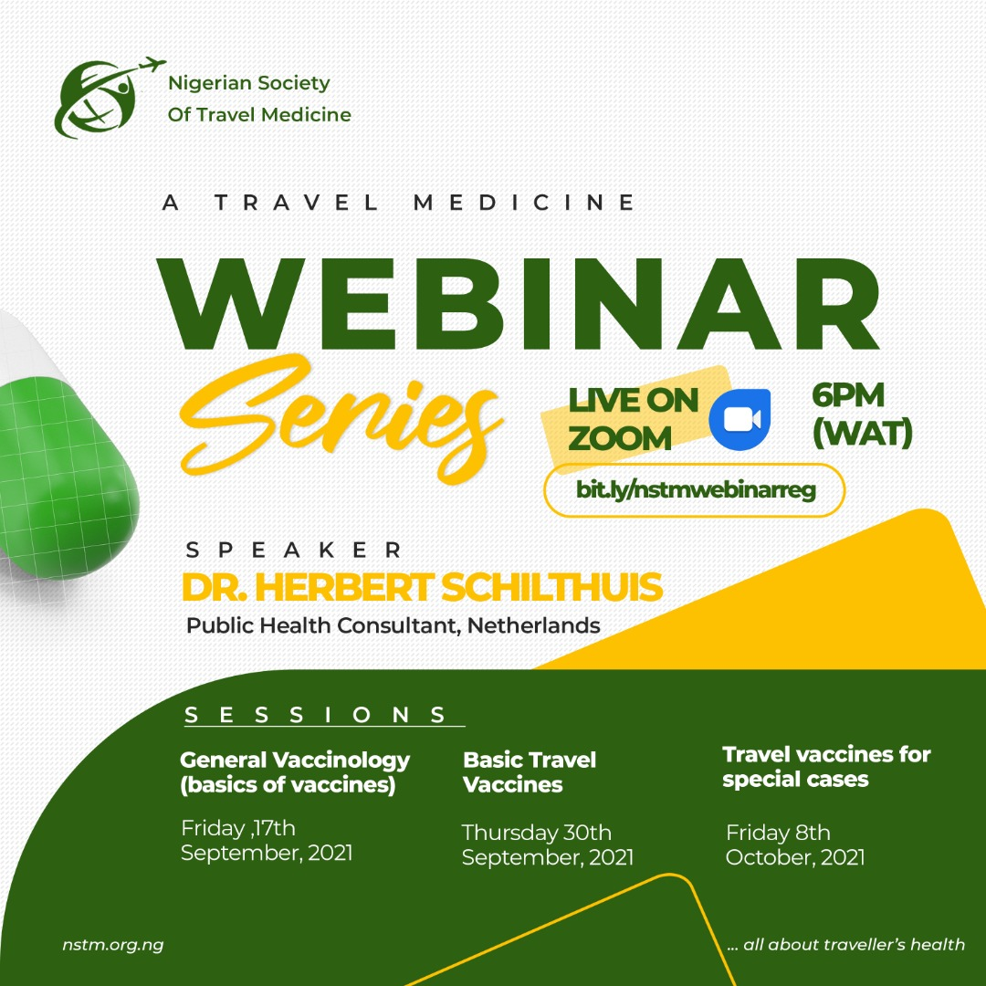 Travel Webinar Series